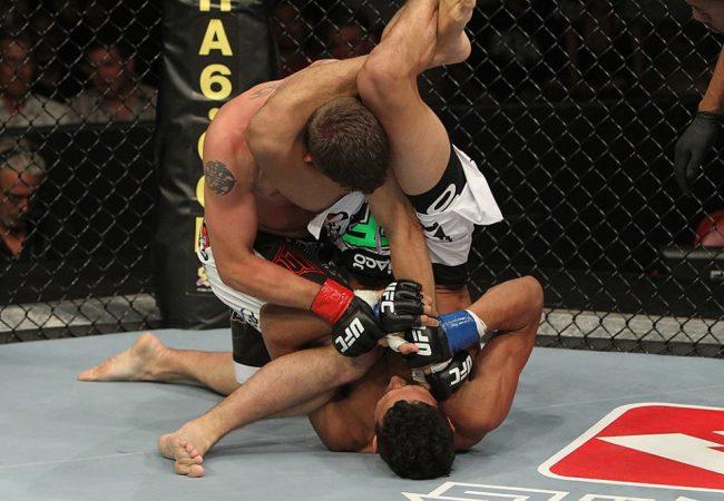 A finalização relâmpago de Charles Do Bronx em sua estreia no UFC