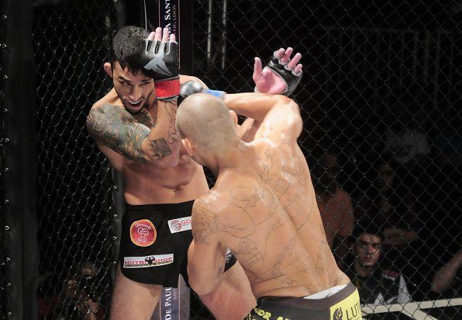 Vídeo: O nocaute de Anderson Berinja sobre o ex-UFC Vinicius Vina