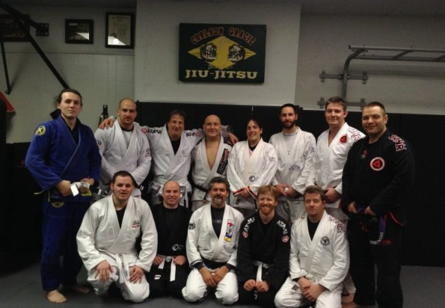 Master Carlson Gracie Jr. teaches and delights at GMA Seamless Progression Academy