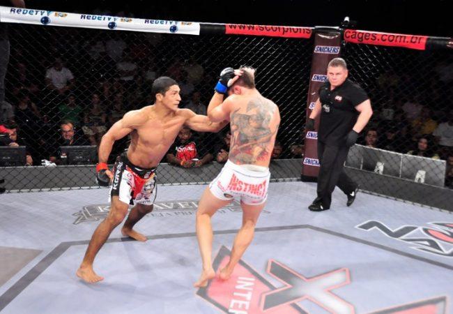 Vídeo: reveja o Jiu-Jitsu de Fernandinho Vieira no XFC Brasil
