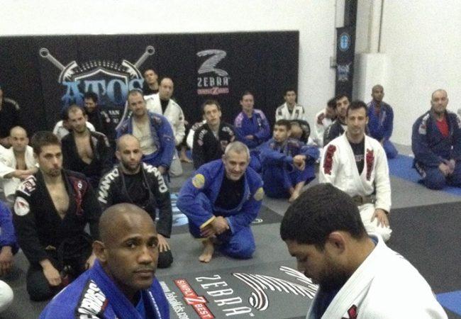 André Galvão promove irmão a faixa-preta de Jiu-Jitsu e ganha grau de Tererê