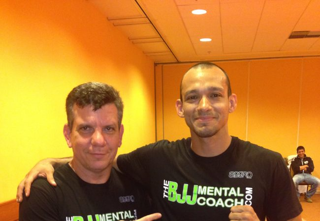 Are you mentally ready for the tournament season? Let Gustavo Dantas help!
