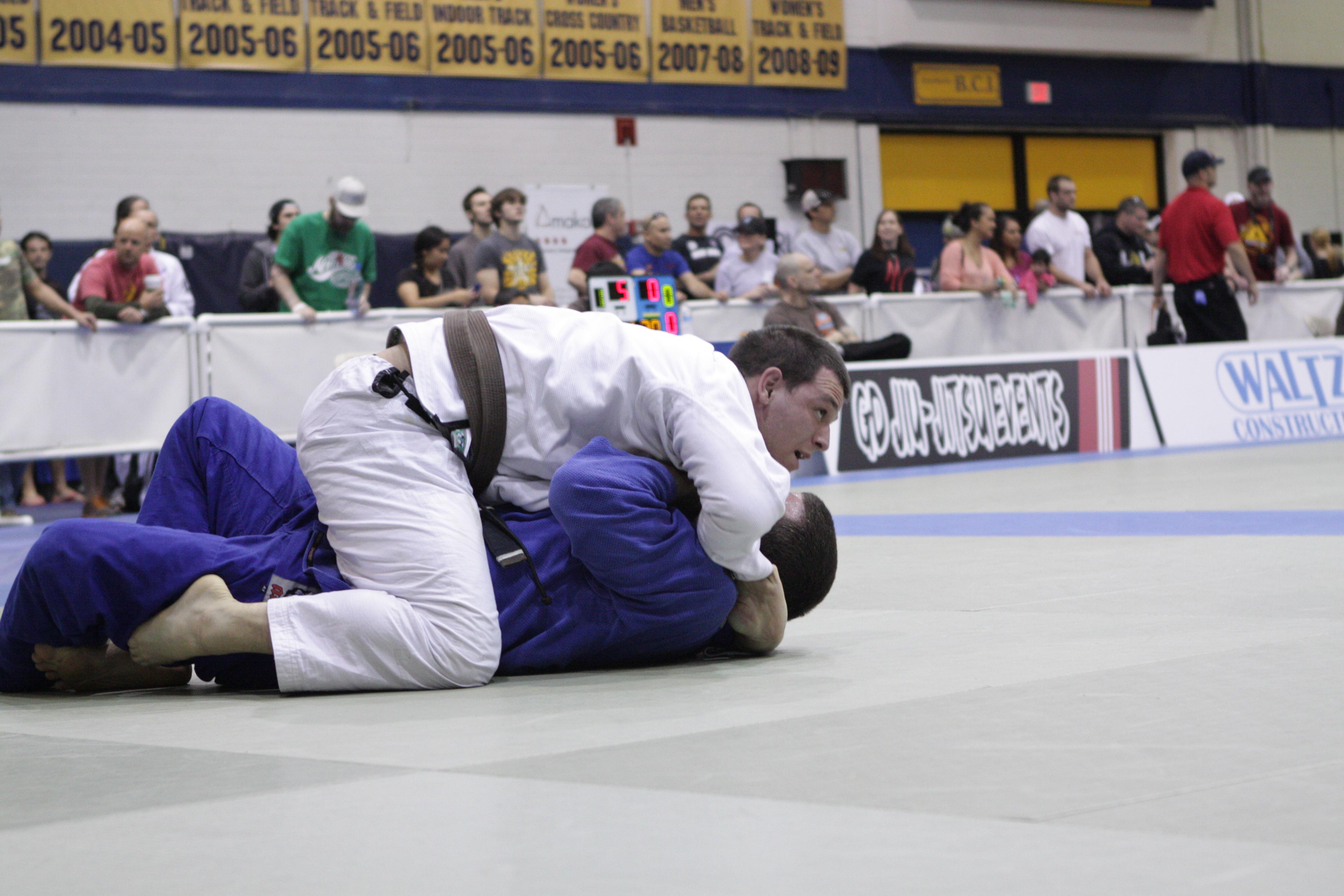 Daniel Hampton won double gold. Photo: Personal Archive