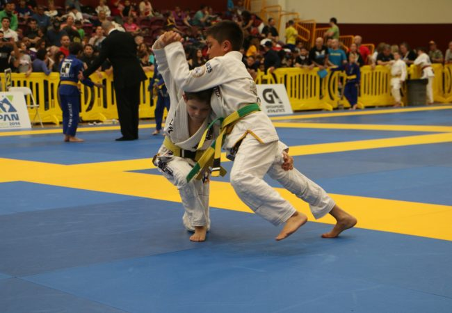 2014 Pan Kids: Atos Jiu-Jitsu tops podium; other results