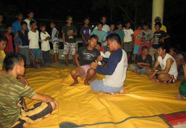Two bold academy owners' story of how Jiu-Jitsu helped victims of typhoon Haiyan