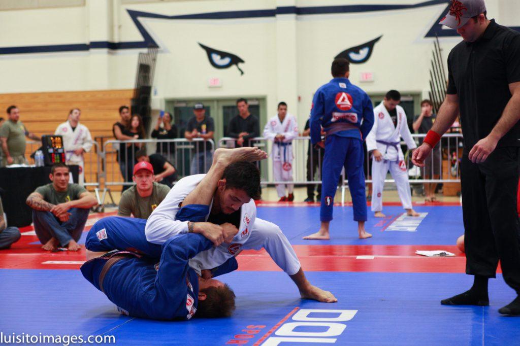 Champion Inacio Neto competing. Photo: Luisarturo Hernandez