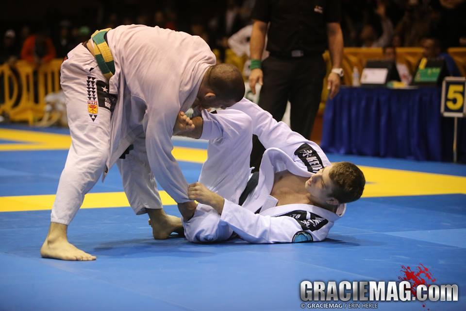 Keenan Cornelius, campeão absoluto do San Francisco Open de Jiu-Jitsu. Foto: Erin Herle/GRACIEMAG