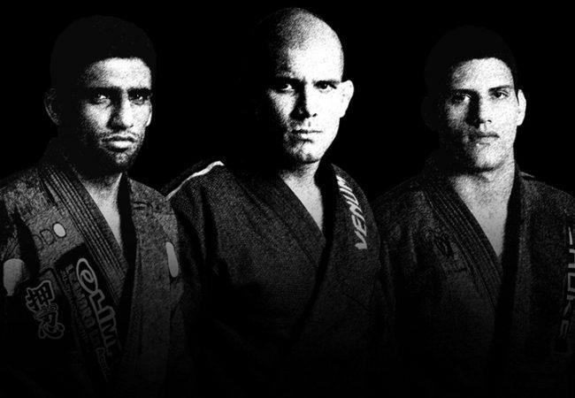 """Conheça os indicados do projeto """"The Team"""", da Copa Pódio de Jiu-Jitsu"""
