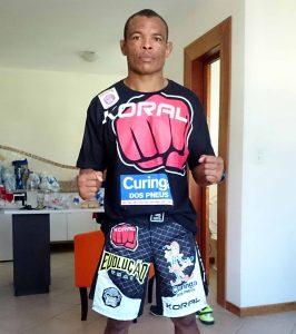 Massara vai em busca de nova vitória no UFC. Foto: Divulgação