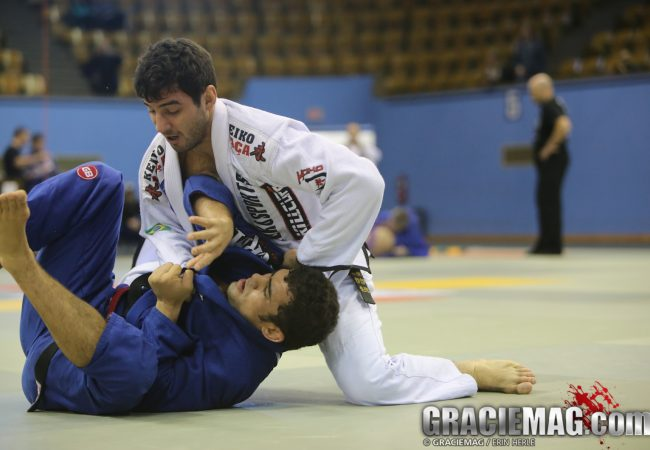 VIDEO: Lucas Lepri vs. Otavio Sousa at the 2014 Abu Dhabi WPJJC Montreal trial