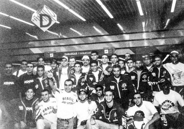 Veja Vinicius Draculino x Fernando Yamazaki, no Pan da IBJJF em 1995