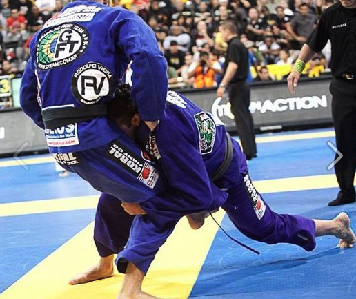 Video: Study the double-leg before going to Jiu-Jitsu training tonight