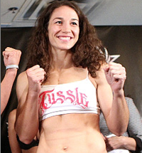 Video: Get To Know Sara McMann, Ronda's Next Opponent in the UFC.