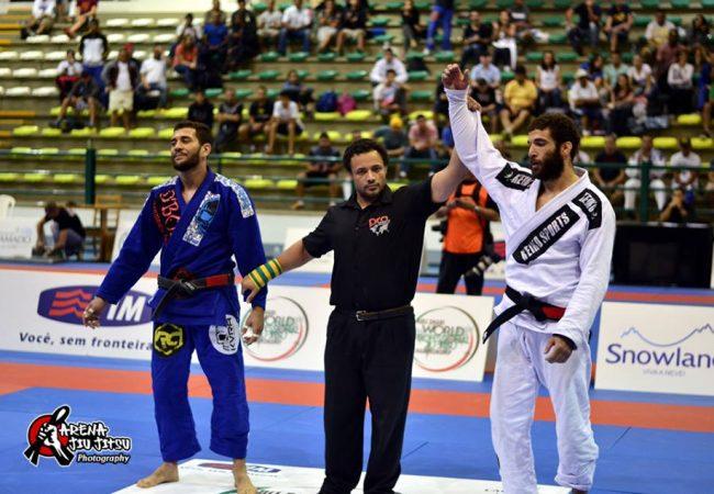 Veja Murilo Santana x Renato na final do absoluto da seletiva em Gramado