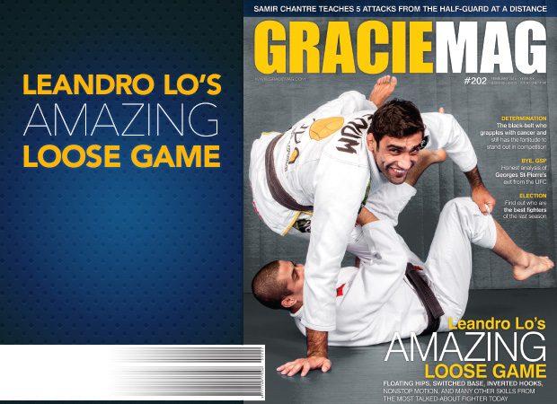 GM #202: Leandro Lo's brilliant loose game