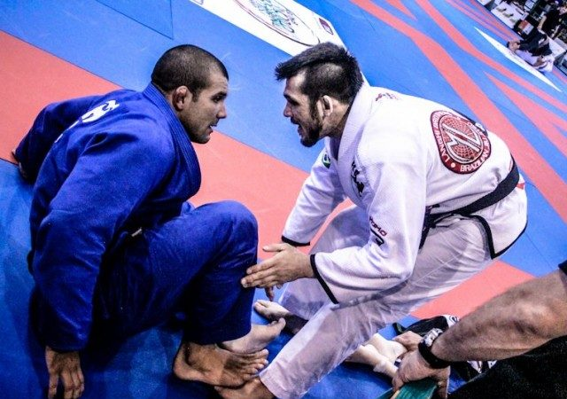 Watch Rodolfo, Langhi finished by two champions in life