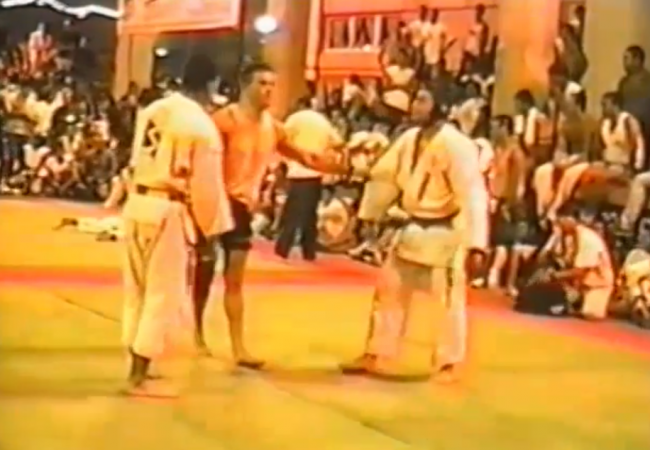 Throwback Thursday: watch Vitor Shaolin vs. Paulo Filho in the '90s