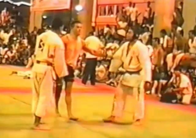 Do baú: o raro duelo Paulão Filho x Vitor Shaolin, em 1994