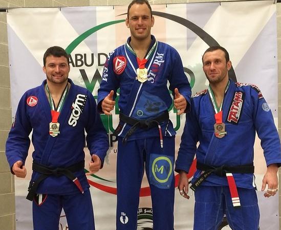 Veja como Victor Estima conquistou a seletiva de Jiu-Jitsu no Reino Unido