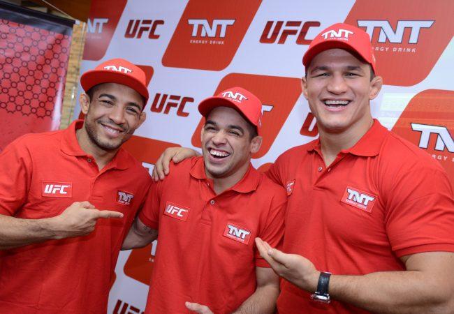 Vídeo: Aldo, Barão e Cigano falam de seus próximos passos no UFC
