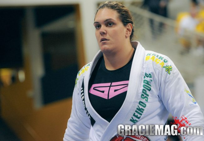 Exclusive: Gabi Garcia tells you why Jiu-Jitsu is good for women