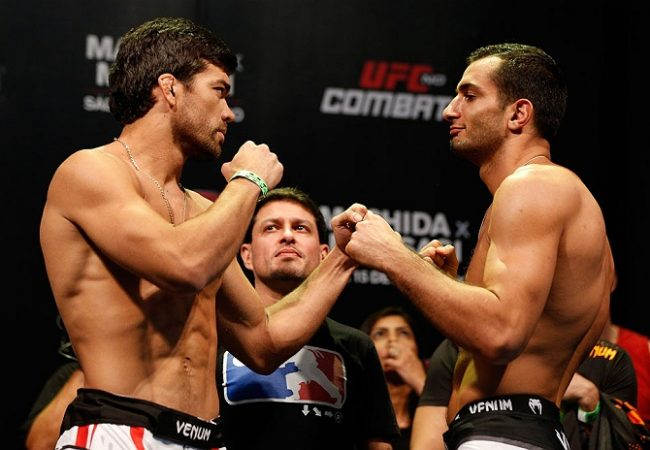 Confira os resultados do UFC: Machida x Mousasi