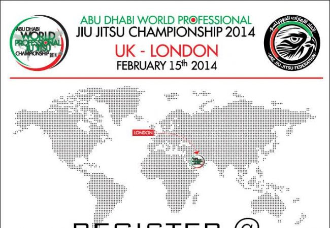 UK: Last chance to win a travel package to Abu Dhabi World Pro is Feb. 15