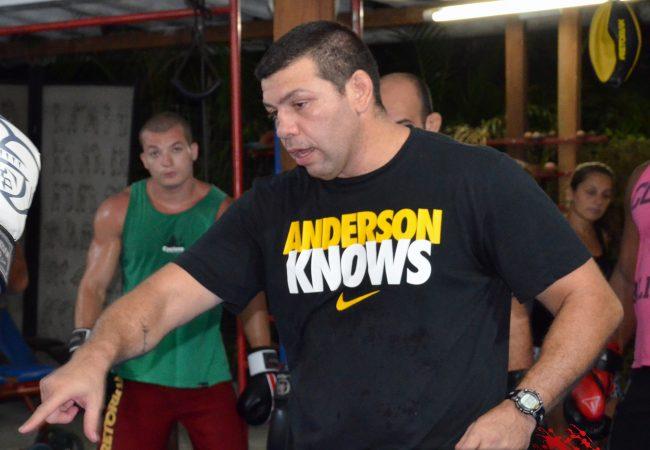 """Pedro Rizzo sobre a recuperação de Anderson Silva: """"Fora do comum"""""""