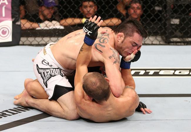 """Rony Jason com estratégia pronta para o UFC em Natal: """"Vou para a briga"""""""