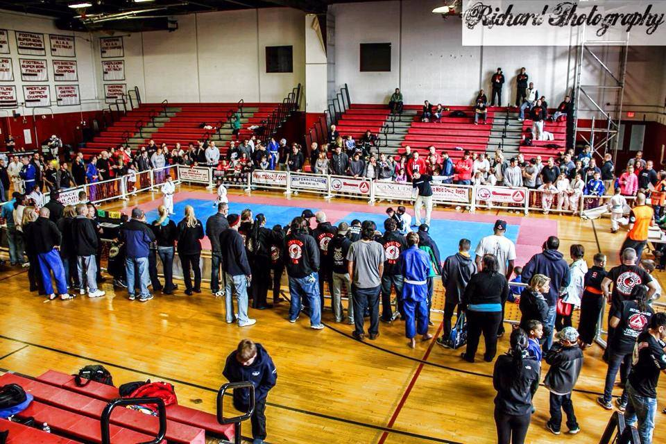 The first edition of the Caxcudo New England Gi Open on March 9. Photo: Richard Photography