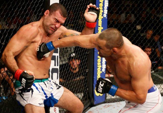 Dan Henderson vira o jogo e nocauteia Shogun no UFC em Natal