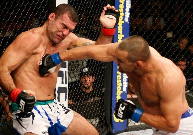 UFC Fight Night 38: Hendo tko's Shogun, other results