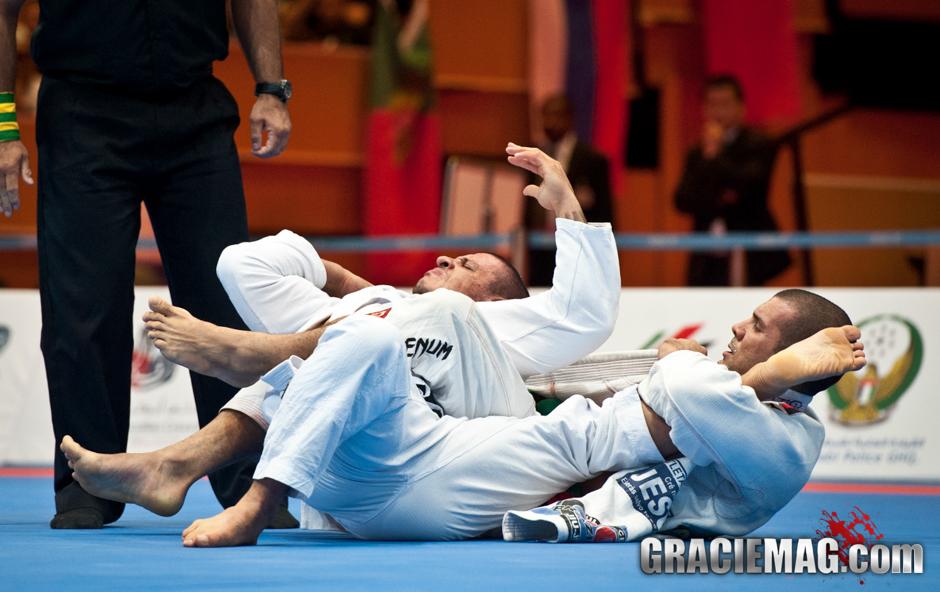 Rodolfo Vieira arrived in Abu Dhabi in 2013 seeking his third gi open class title