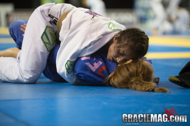 Seattle Open: watch Angelica Galvão win the adult black belt open class division