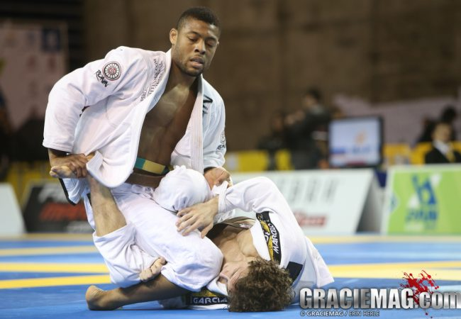 Pan champion Tim Spriggs conquers at brown belt, sets sights on black belt world title
