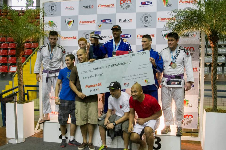 Copa Gaúcha pagou 140 mil em prêmios em 2013. Foto: Divulgação