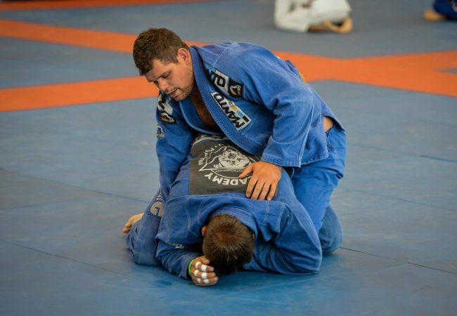 Training with Crohn's disease is possible according to black belt Jason Yerrington