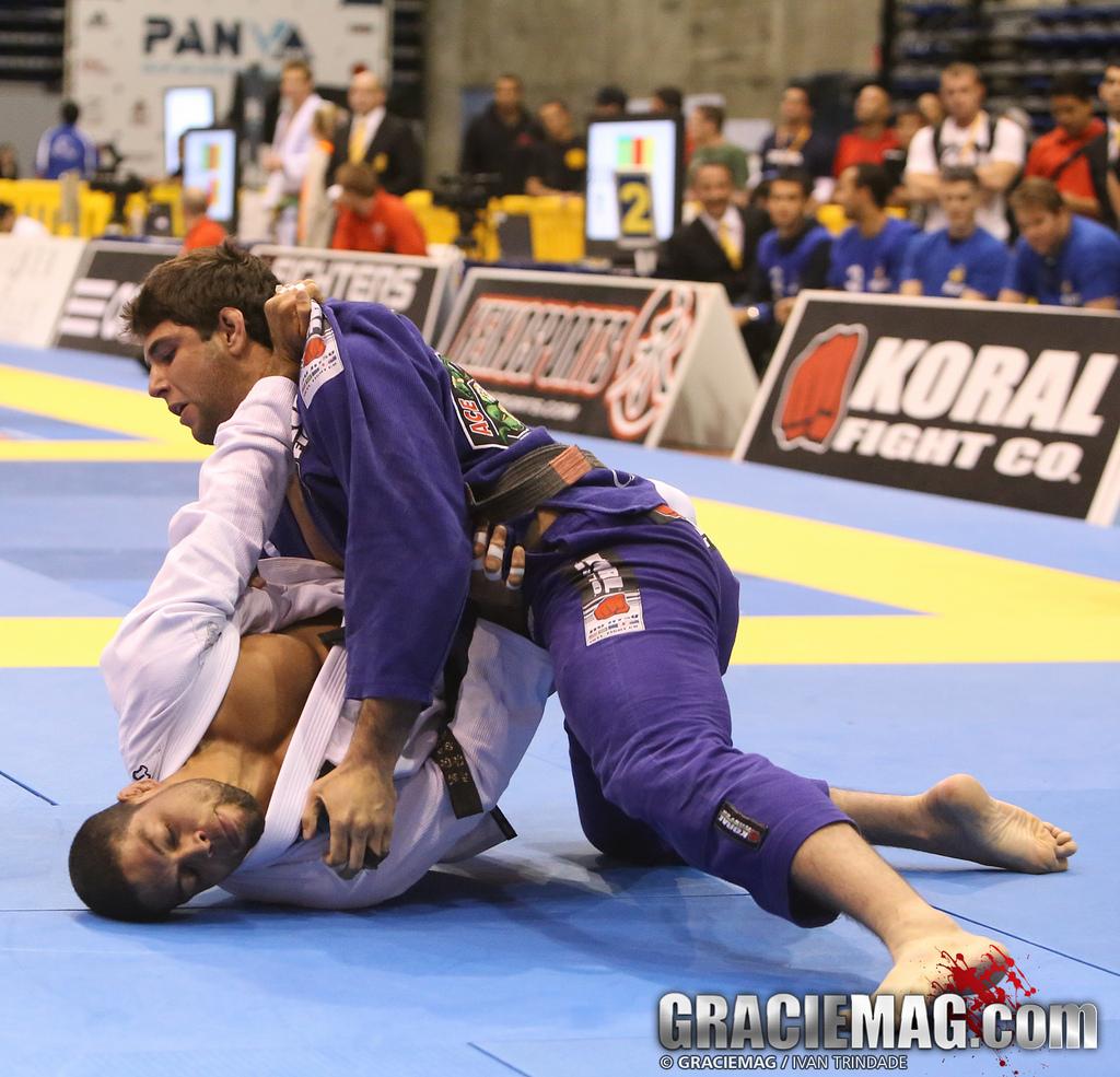 Buchecha vs. Galvão, the match of the 2013 Pan