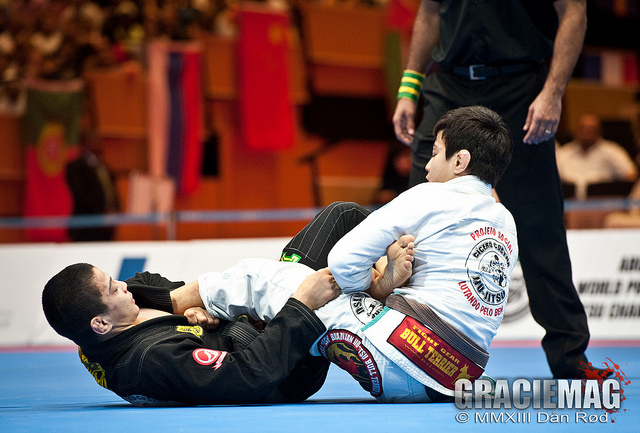 The Miyaos faced each other in the finals of the 2013 Abu Dhabi World Pro. Photo: Dan Rod