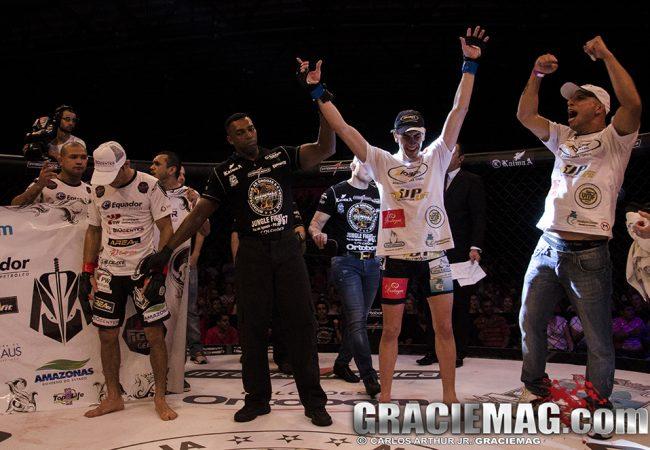 Campeão do Jungle Fight ensina finalização plástica e matadora para o seu Jiu-Jitsu
