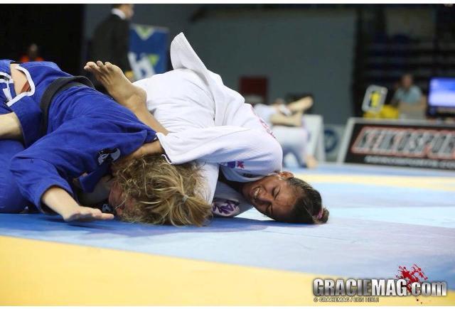 Pan de Jiu-Jitsu 2014: Bia Mesquita e Andresa Correa fazem final do absoluto