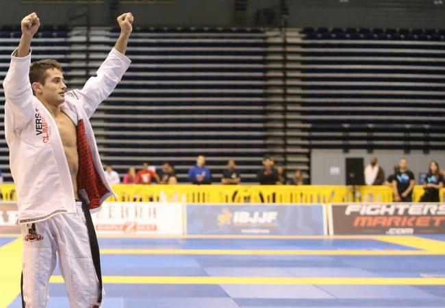 Caio Terra fora do Pan de Jiu-Jitsu 2014