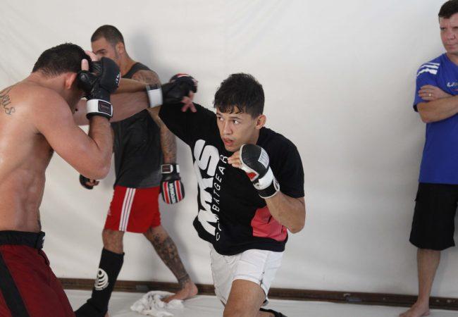 Fera do Jiu-Jitsu, Dudu Dantas quer nocaute pelo cinturão do Bellator