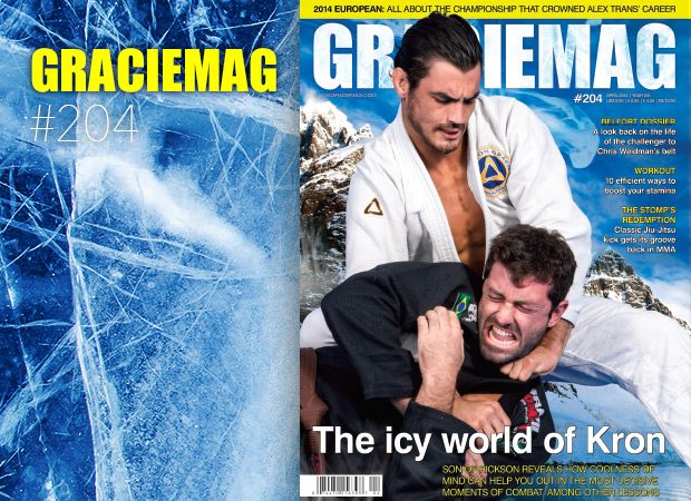 GM #204: The icy world of Kron
