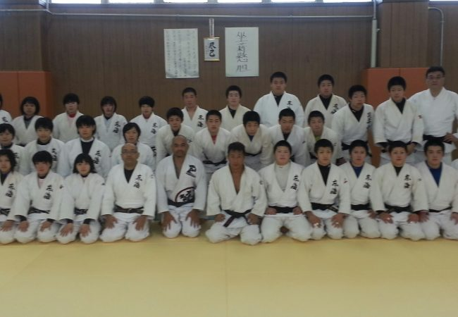 Stephen Roberto of GMA Purebred Jiu-Jitsu Guam tells of seminar in Japan