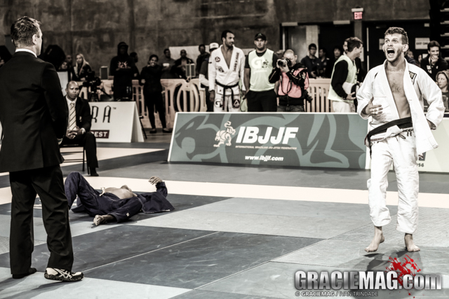 The match Milton Bastos had to win twice at the 2014 Pan