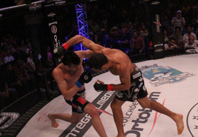 Após polêmica, Jungle Fight marca revanche imediata entre Bilharinho e Israel