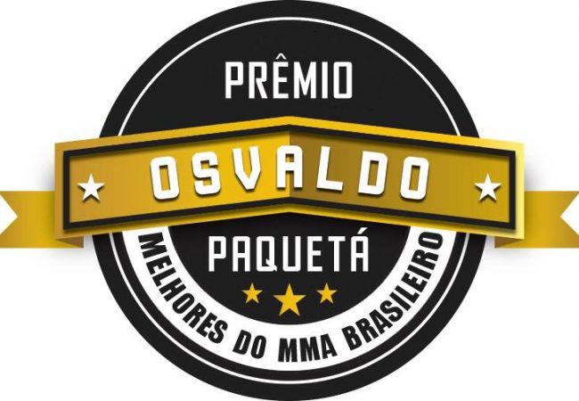 Conheça o Prêmio Osvaldo Paquetá, o oscar do MMA nacional