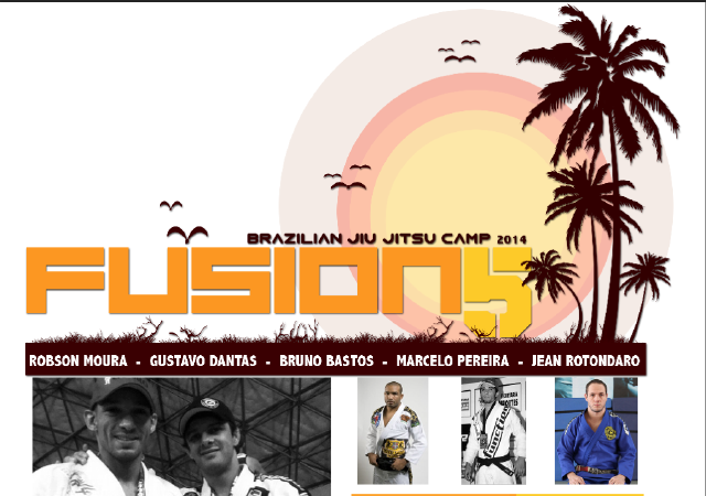 Tampa Fusion seminar with Gustavo Dantas & Robson Moura plus womens camp April 5-6