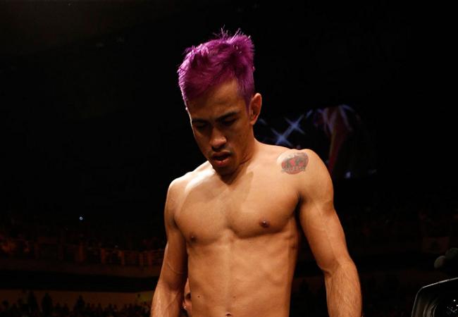 Godofredo Pepey culpa nervosismo por más apresentações no UFC
